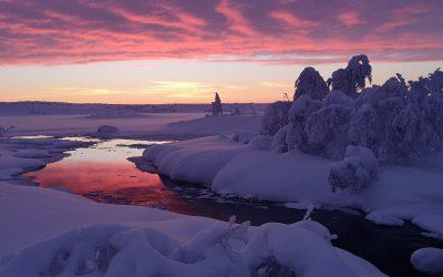 Exclusive winter weekend Fulufjället